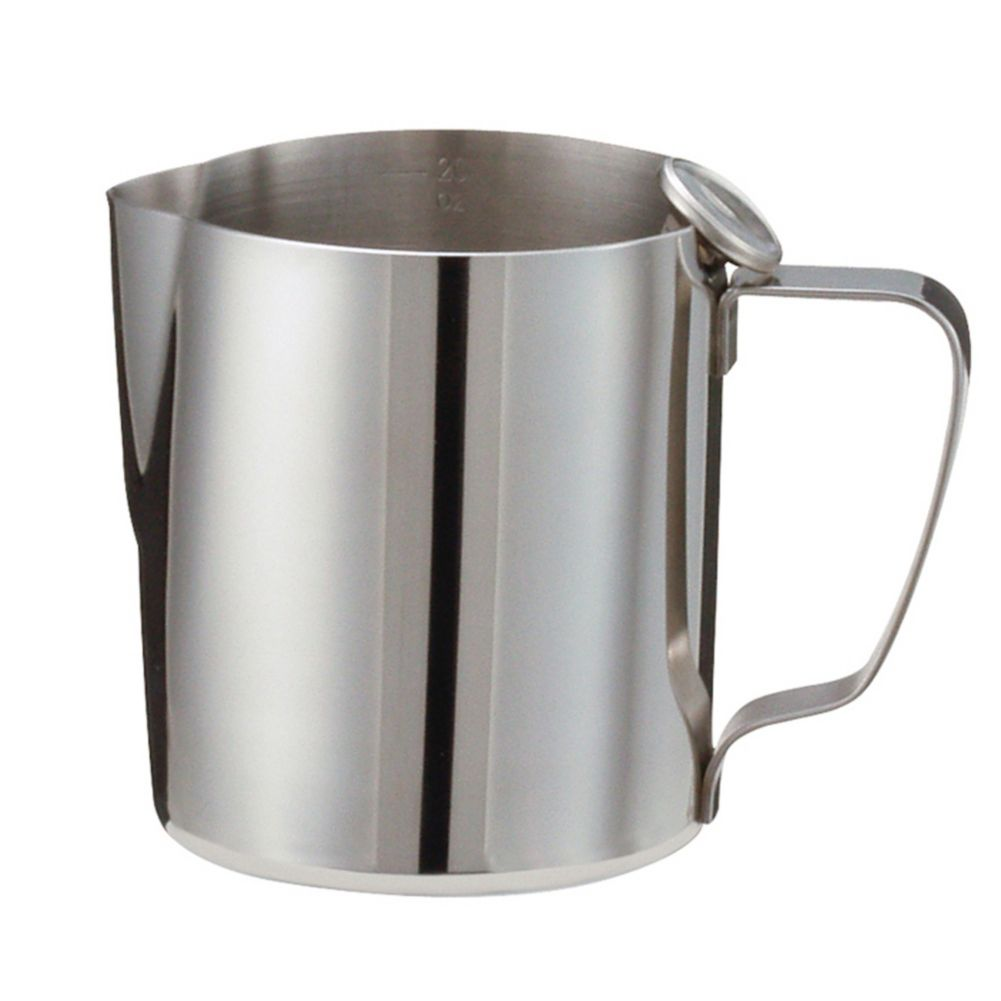 Service Ideas™ FROTH206 S/S 20 Oz. Frothing Pitcher