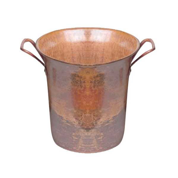 Orion Trading Rustic Copper Wine Bucket