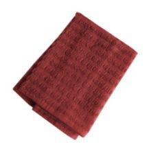 "Ritz® 22983 Royale 12"" x 13.75"" Paprika Dish Cloth"