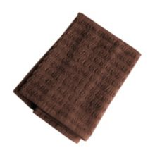 "Ritz® 22961 Royale 12"" x 13.75"" Mocha Dish Cloth"