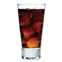 Anchor Hocking® 90236 Omega™ 16 Oz. Cooler Glass - 12 / CS