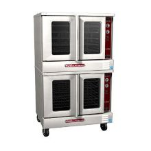 Southbend SLGB/22CCH (CASTERS) Double Deck Gas Convection Oven