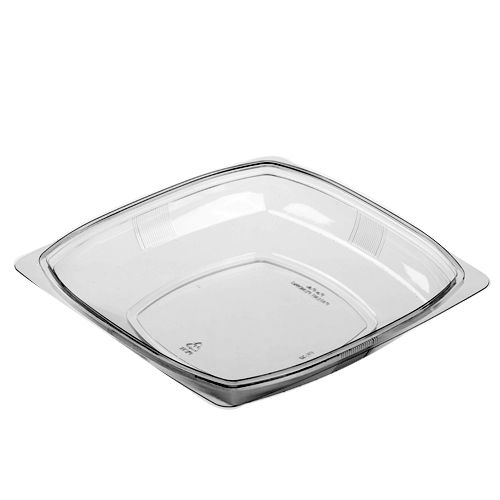 Par-Pak® 5FF032-CLEAR PETE Plastic 32 Oz. Bowl - 150 / CS