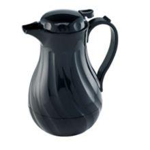 Browne Foodservice 744223 40 Oz. Insulated Black Coffee Server