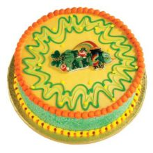 DecoPac 41583 Pop Tops St. Patrick's Day Decorations - 24 / BG