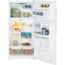 GE® 16.5 Cu. Ft. Top-Freezer Refrigerator