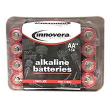 Staples® Advantage 919150 AA Battery - 24 / PK