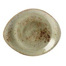 Steelite 11310521 Performance Craft Green Narrow Rim Plate - 12 / CS