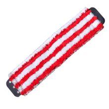 Unger® MF40R MicroWipe Heavy Duty Red Microfiber Cloth - 10 / CS
