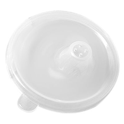 G.E.T.® SN-106-CL Clear Reusable Perforated Lid - 24 / CS