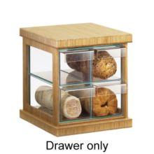 Cal-Mil C1718DRAWER Bread Box Display Model 1718-60 Replacement Drawer