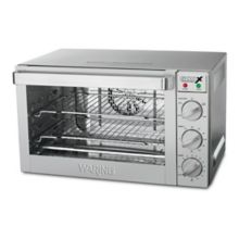 Waring® Commercial WCO500X 120V Half-Size Convection Oven