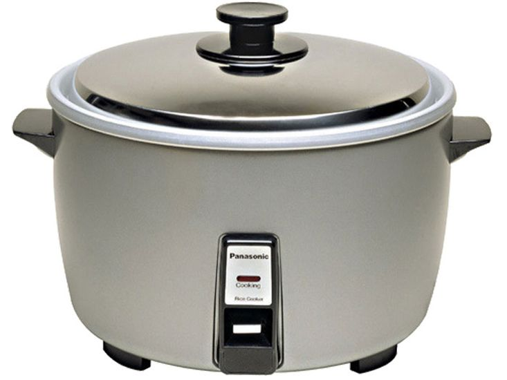 Panasonic SR-FA721 Commercial 40-Cup Electric Rice Cooker