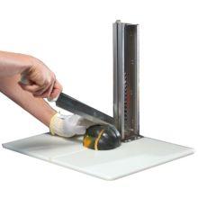 Dexter Russell 9703 Safe-Splitter Cutter w/ Cutting Board and Knife