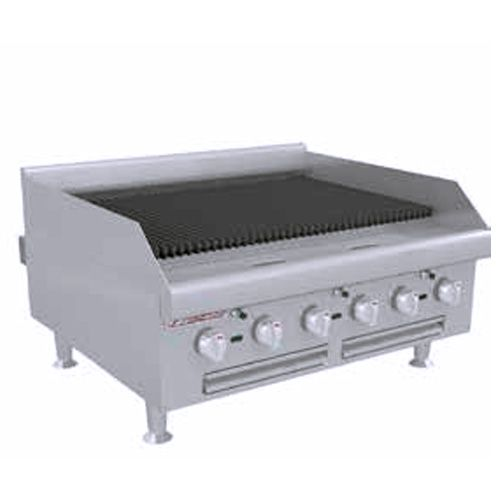 "Southbend HDC-36 Counter Model 36"" Nat. Gas Charbroiler"