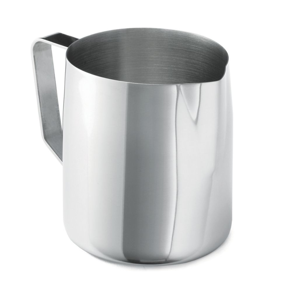 TableCraft® 2036 S/S 32 - 36 Oz. Frothing Cup with Mirror Finish
