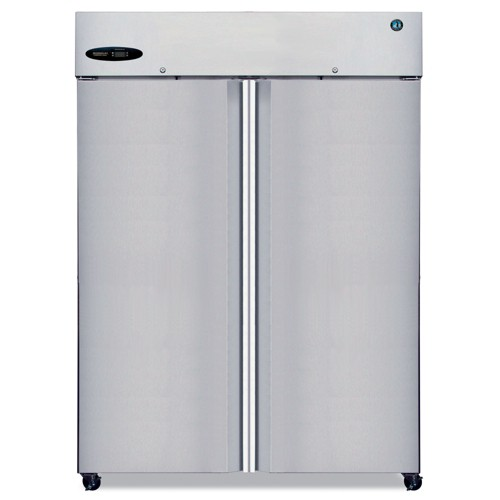Hoshizaki CR2S-FS Two-Section 53 Cu Ft Reach-In Refrigerator