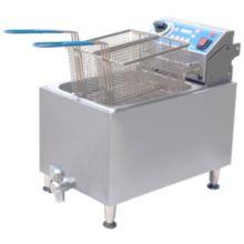Globe Food GPC16 Electric Countertop 2 Gallon Pasta Cooker