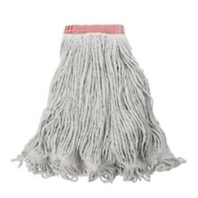 Rubbermaid FGD21306WH00 Super Stitch White Blended Cotton Mop Head