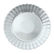 """EMI Yoshi EMI-REP6-CLR Clear 6"""" Plastic Dessert Plate - 180 / CS"""