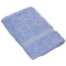 "Fibertone Blue 24"" x 50"" Bath Towel"
