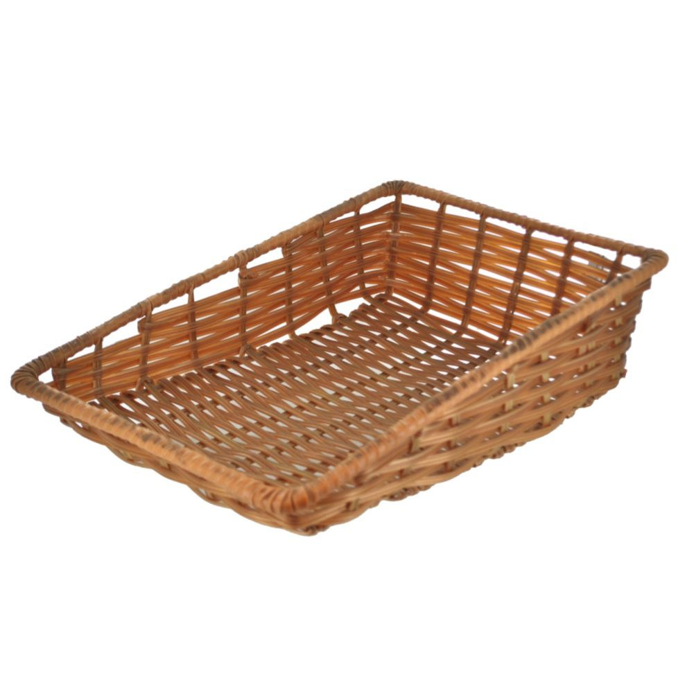 "Willow Specialties 815442 11.5"" x 16"" Display Basket"