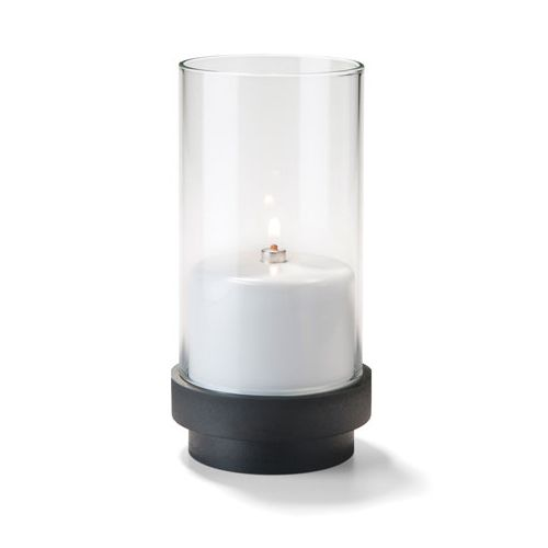 Hollowick® 450 Flip™ Black Lamp Base