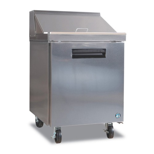 Hoshizaki CRMR27-8 S/S 27 Sandwich / Salad Prep Table