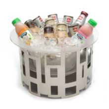 """Rosseto® SM181 Stainless Steel 7"""" Ice Tub"""