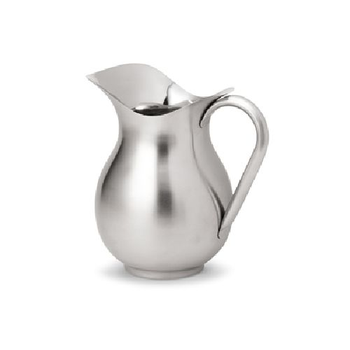 Vollrath® 465312 S/S Brushed Satin Finish 3.5 Quart Pitcher