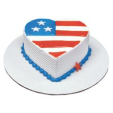 DecoPac® 9713 Red, White And Blue Stars Dec-Ons® - 216 / BX