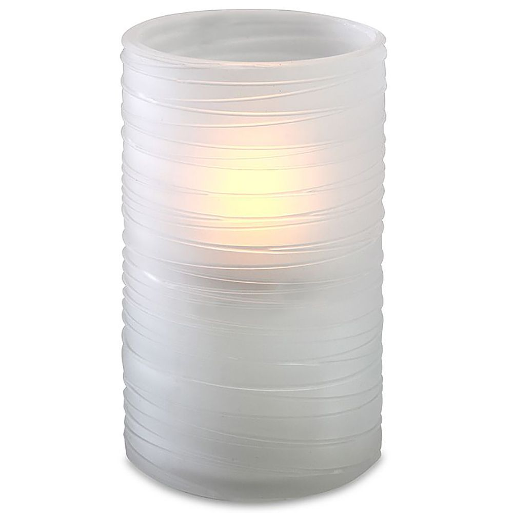 Sterno Products® 80256 Katama Frost Glass Lamp - 6 / CS