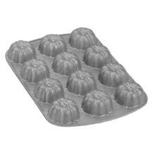 Nordic Ware® 52802 Aluminum 12 Cavity Bundt Cupcake Pan
