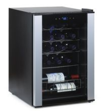 Wine Enthusiast 268682001 20 Bottle Evolution Series Wine Refrigerator