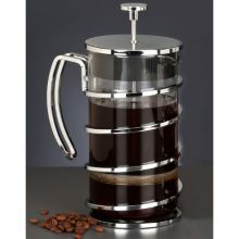 World® Tableware 73592 Stainless Steel 4 Cup French Press