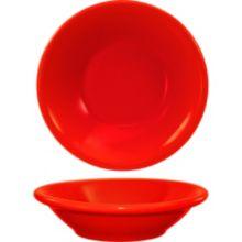International Tableware CAN-11-CR Red 4-3/4 Oz. Fruit Bowl - 36 / CS