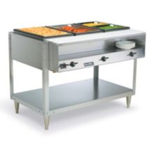 Vollrath® 38118 ServeWell® Electric 4 Well Hot Food Table
