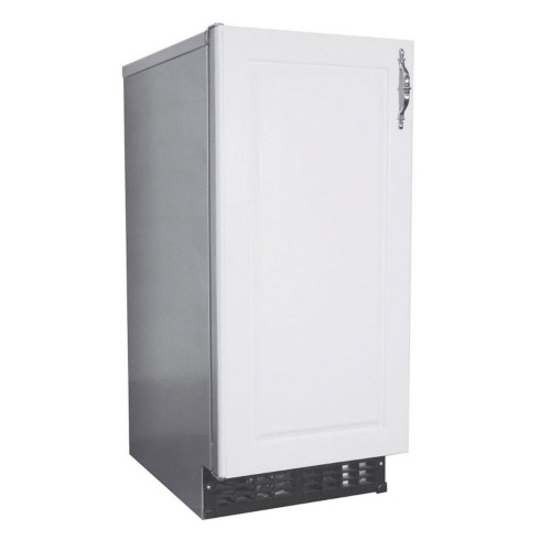 Hoshizaki AM-50BAE-ADDS Self Contained Cube Style Ice Maker with Bin