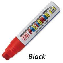 Dick Blick Art Supplies 21322-2005 Black Big & Broad Posterman Marker