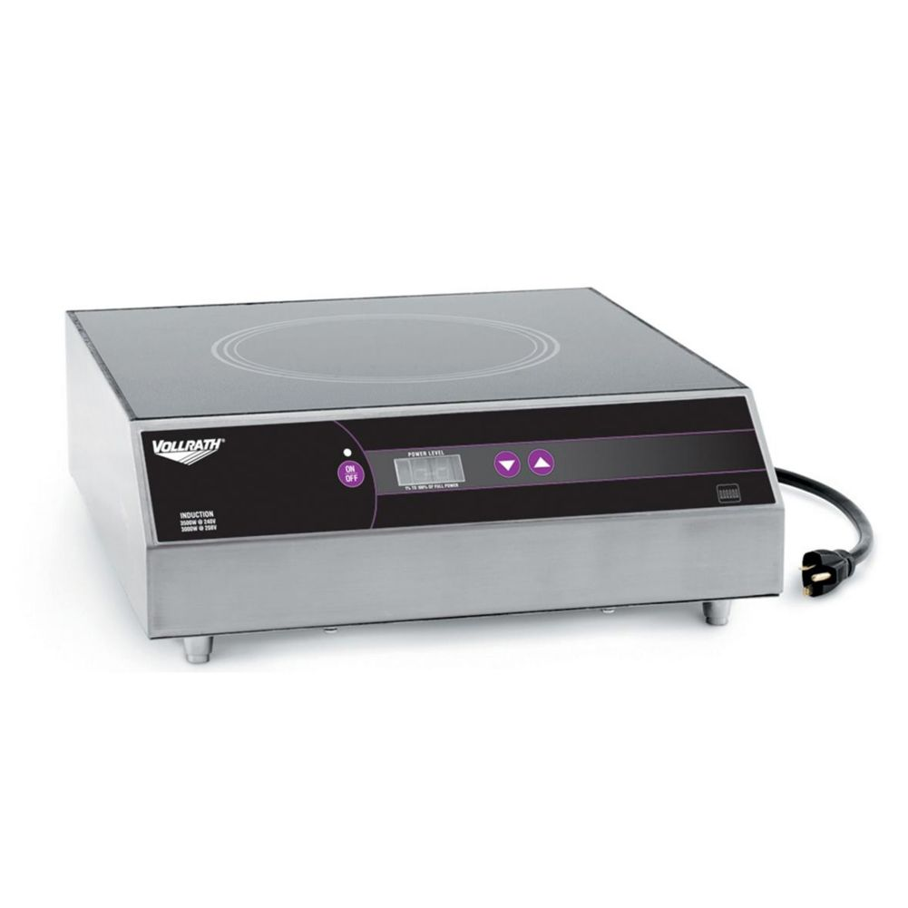 Vollrath® 69504 Ultra Series Single Burner Induction Range