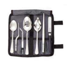 Mercer Culinary® M35149 8-Piece Plating Tools Set