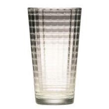 Pasabahce 52404-012 Artisan Squares 16 Oz. Mixing Glass - 12 / CS