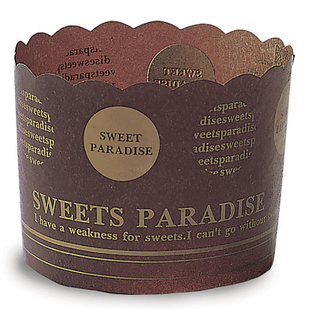 Welcome Home Brands PM301 Medium Sweet Paradise Baking Cup - 500 / CS