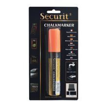 American Metalcraft BLSMA720OR Orange Thick Chalk Marker
