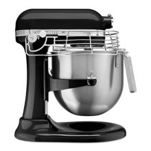 KitchenAid® KSMC895OB Onyx Black Commercial 8 Qt. Lift Stand Mixer