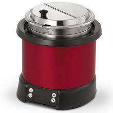 Vollrath® 7470140 Red 7 Quart Induction Rethermalizer