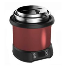 Vollrath® 74110140 Mirage Red 11 Quart Induction Rethermalizer