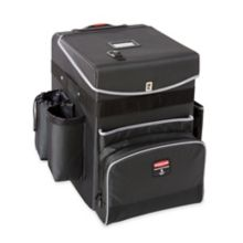 Rubbermaid® 1902466 Dark Gray Medium Executive Quick Cart