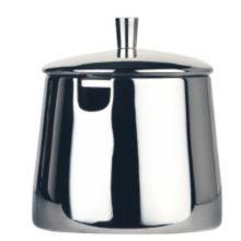 World Tableware 6713 Elexa S/S 4.88 Oz Sugar Bowl with Lid - 48 / CS