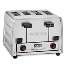 Waring® Commercial WCT850RC 120V Heavy-Duty Switchable Toaster